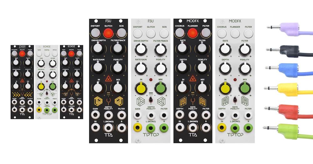 Tiptop Audio Matttech Modular 19.10.21
