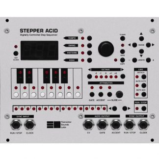 Transistor Sound Labs Stepper Acid