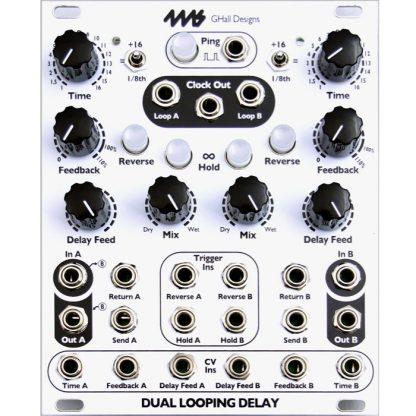 4MS Dual Looping Delay