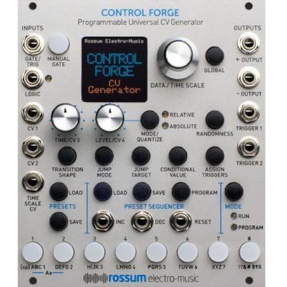 Rossum Electro-Music Control Forge