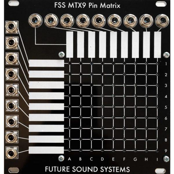 Future Sound Systems mtx9