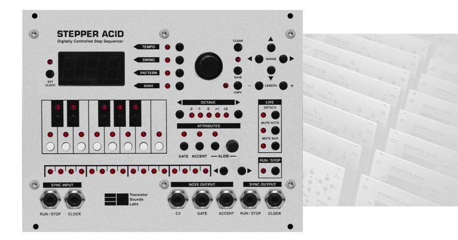 Transistor Sounds Labs Matttech Modular 05.07.17