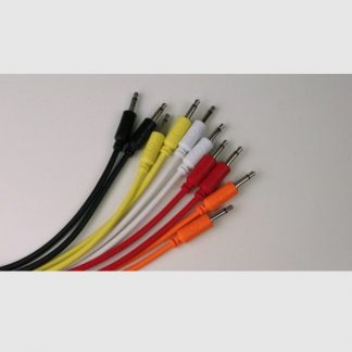 Eowave CLASSIC COLOURS Eurorack Patch Cables r