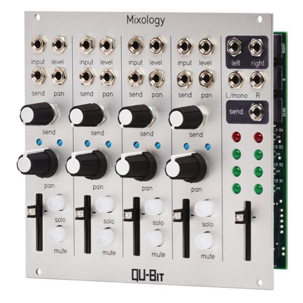Qu-Bit Mixology side 2