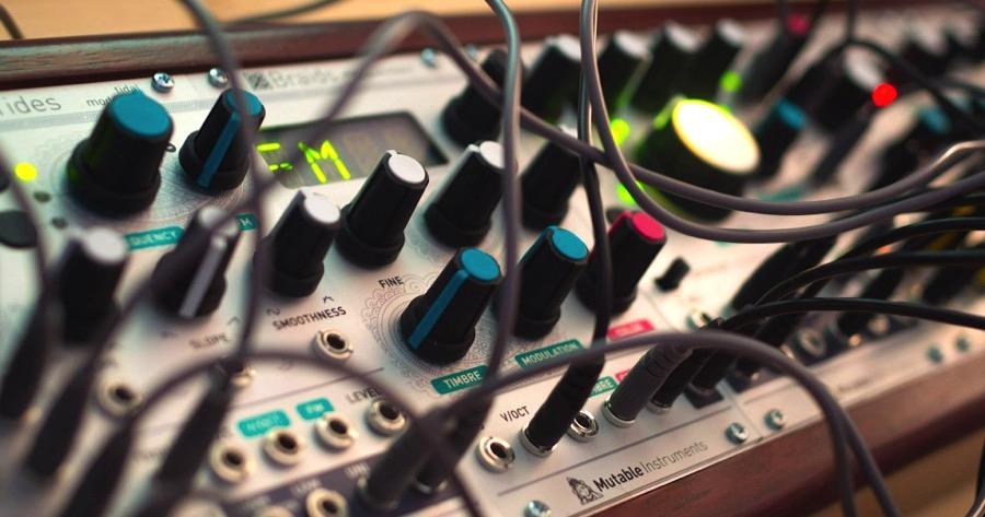 Mutable Instruments Matttech Modular 02.05.17