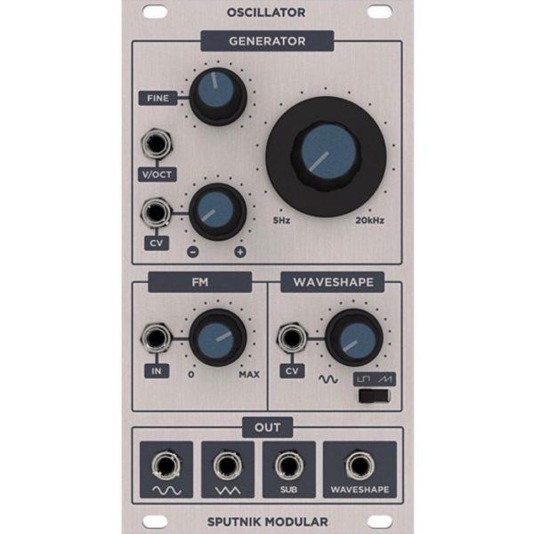 Sputnik Modular Oscillator