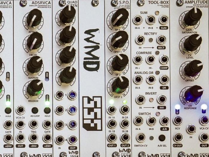 WMDSSF Amplitude + ADSRVCA Demos