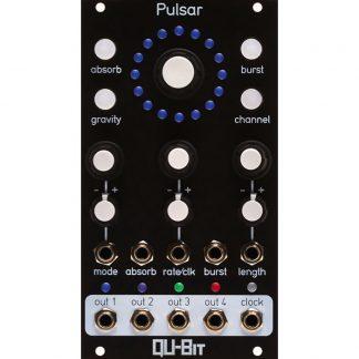 Qu-bit Pulsar (black)