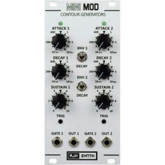 AJH Synth MiniMod Dual Contour Silver