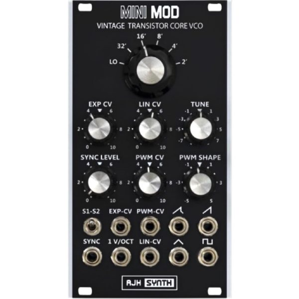 AJH Synth MiniMod VCO Dark