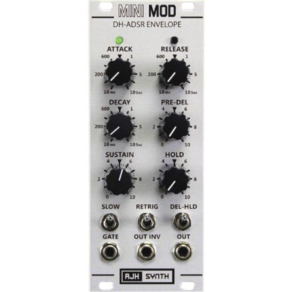 AJH Synth Minimod DH-ADSR Envelope Silver