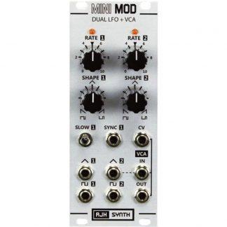 AJH Synth Minimod Dual LFO & VCA Silver