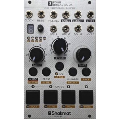 Shakmat Modular Four Bricks Rook