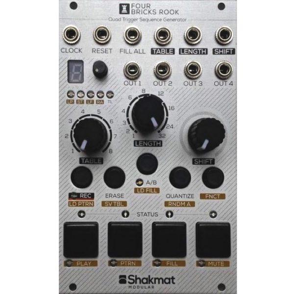 Shakmat Modular Four Bricks Rook