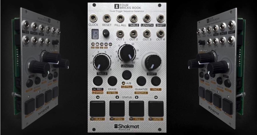 Shakmat Modular Matttech Modular 06.09.17