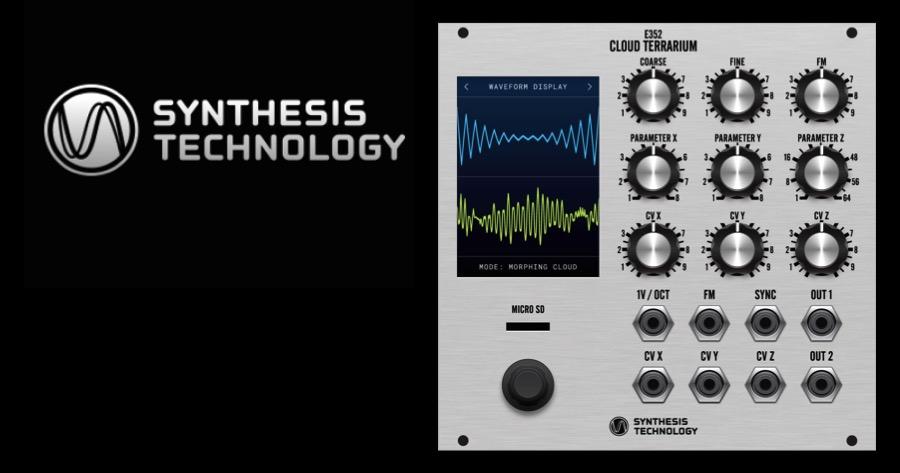 Synthesis Technology Matttech Modular 21.09.17