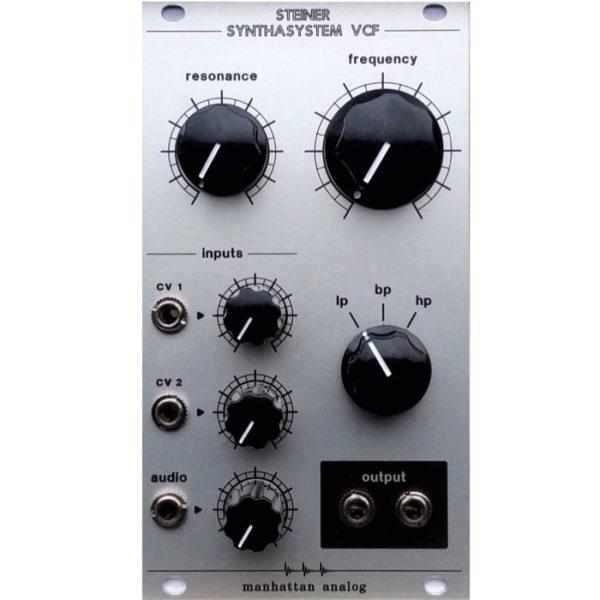 Manhattan Analog Steiner Synthasystem VCF