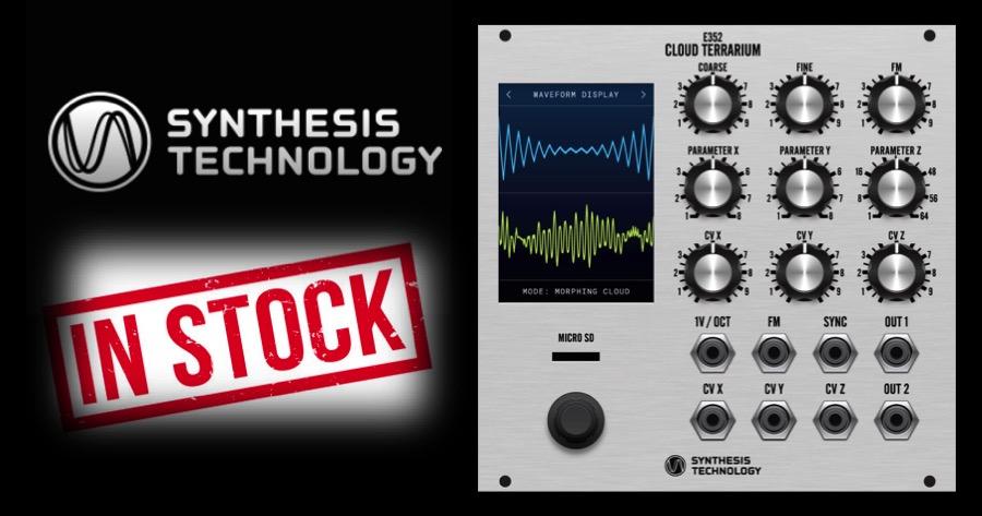 Synthesis Technology Matttech Modular 11.01.18