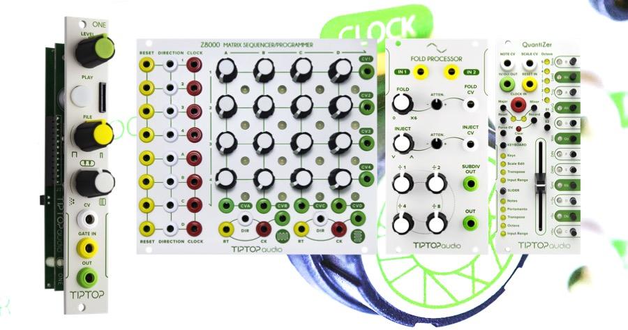 Tiptop Audio Matttech Modular 05.01.18