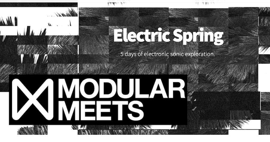 Modular Meets Electric Spring 18 Matttech Modular