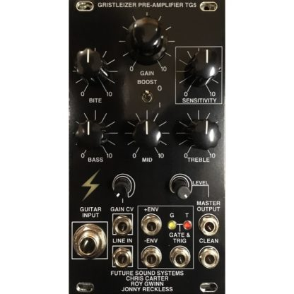 Future Sound Systems TG5 Gristleizer Pre-Amplifier