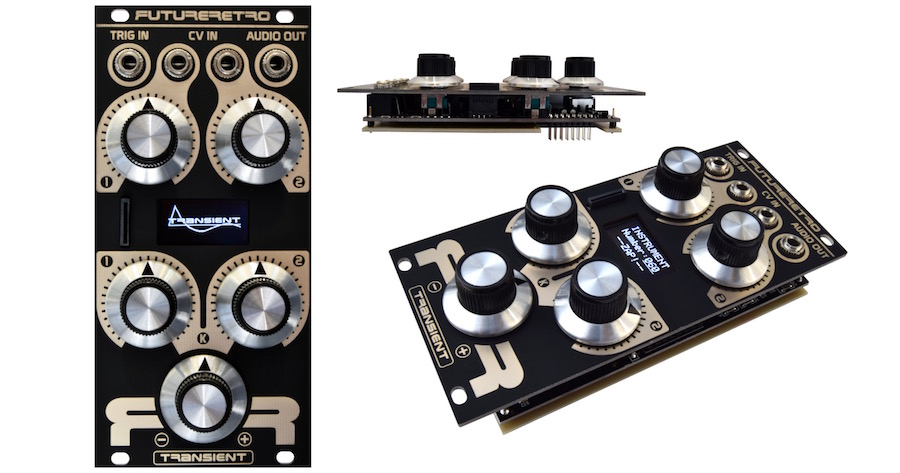 Future Retro Matttech Modular 17.03.18