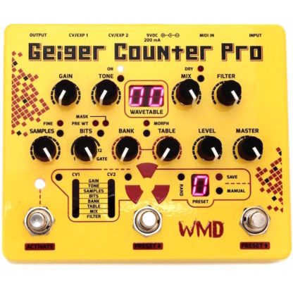 WMDevices Geiger Counter Pro