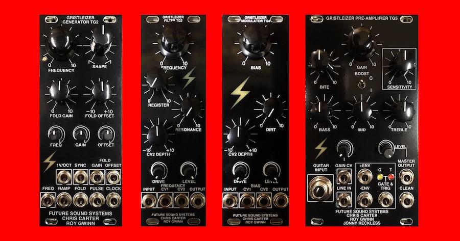 Future Sound Systems Matttech Modular 12.08.18