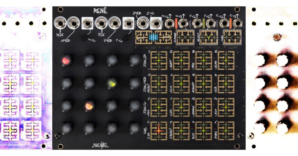 Make Noise Matttech Modular 13.09.18