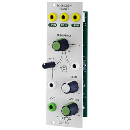 Tiptop Audio Forbidden Planet side