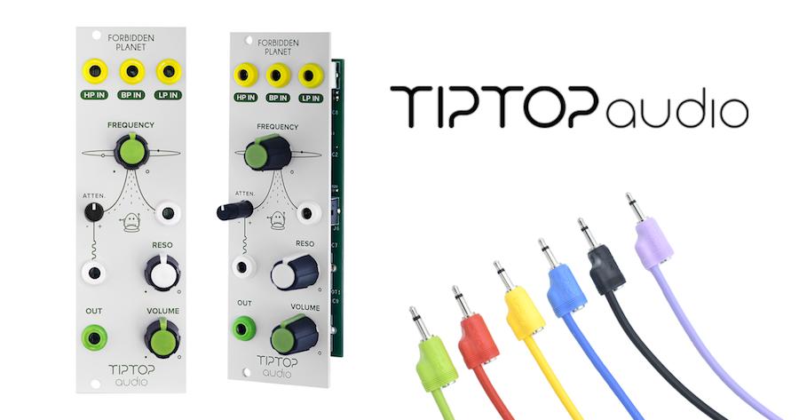 Tiptop Audio Matttech Modular 15.10.18