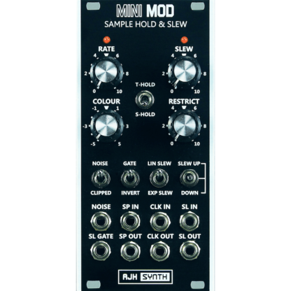 AJH Synth Sample Hold & Slew Dark