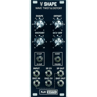 AJH Synth V-Shape Dark
