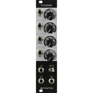 Antimatter Audio Crossfold (Black)