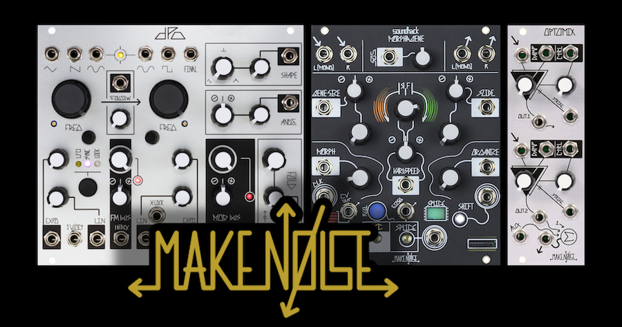 Make Noise Matttech Modular 27.02.19