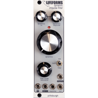 Pittsburgh Modular Lifeforms Dynamic Impulse Filter