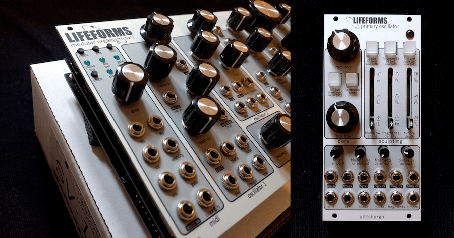 Pittsburgh Modular restock: DOUBLE HELIX & PRIMARY